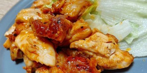【簡単】タレがおいしい!BBQチキンのレシピ