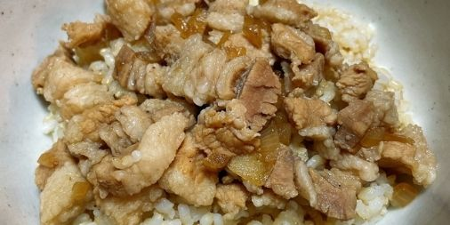 【本場の味に】ルーロー飯のタレ・レシピをご紹介【半本場の人が近づけた】